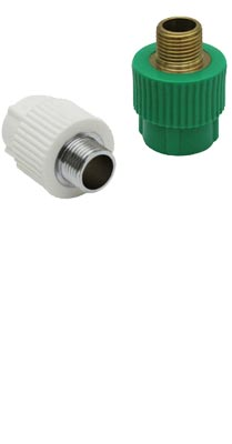 Ferromac PP-RC Male Threaded Adaptor